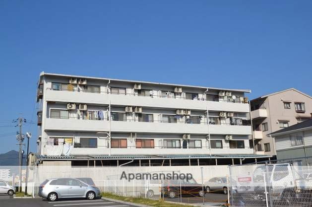 広島県広島市安佐南区、下祇園駅徒歩9分の築26年 4階建の賃貸マンション