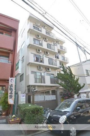 広島県広島市東区、天神川駅徒歩4分の築26年 5階建の賃貸マンション