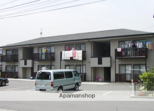 広島県広島市安佐南区、長楽寺駅徒歩13分の築22年 2階建の賃貸アパート