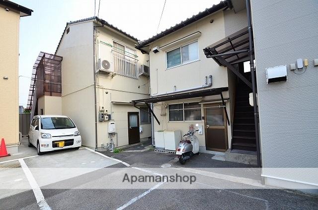 広島県広島市安佐南区、下祇園駅徒歩16分の築37年 2階建の賃貸アパート