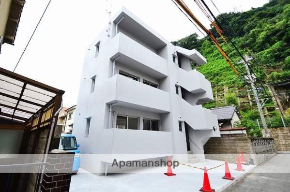 広島県広島市南区の築2年 3階建の賃貸マンション