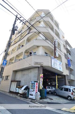 広島県広島市中区、舟入南町駅徒歩20分の築42年 5階建の賃貸マンション