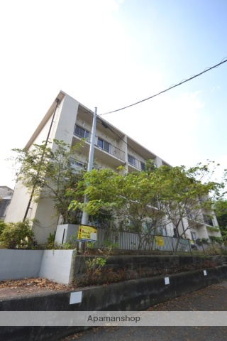 広島県広島市東区の築48年 3階建の賃貸マンション