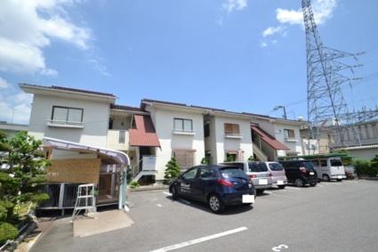 広島県廿日市市、宮内串戸駅徒歩7分の築32年 2階建の賃貸アパート