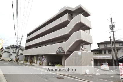 広島県廿日市市、地御前駅徒歩4分の築25年 4階建の賃貸マンション