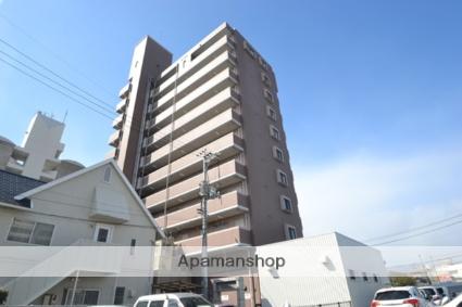 広島県広島市佐伯区、広電五日市駅徒歩13分の築18年 10階建の賃貸マンション