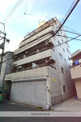 広島県広島市西区、観音町駅徒歩13分の築27年 7階建の賃貸マンション