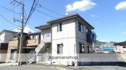 広島県広島市安佐南区、上安駅徒歩8分の築16年 2階建の賃貸アパート