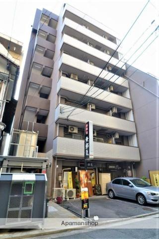広島県広島市西区、天満町駅徒歩1分の築23年 8階建の賃貸マンション