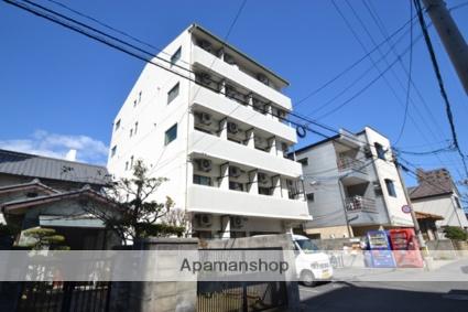 広島県広島市佐伯区、五日市駅徒歩4分の築22年 5階建の賃貸マンション