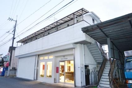 広島県広島市佐伯区、楽々園駅徒歩16分の築27年 2階建の賃貸アパート