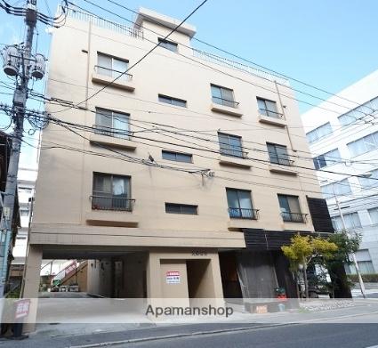 広島県広島市東区、広島駅徒歩6分の築43年 4階建の賃貸マンション