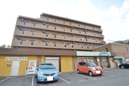 広島県廿日市市、大野浦駅徒歩12分の築16年 6階建の賃貸マンション