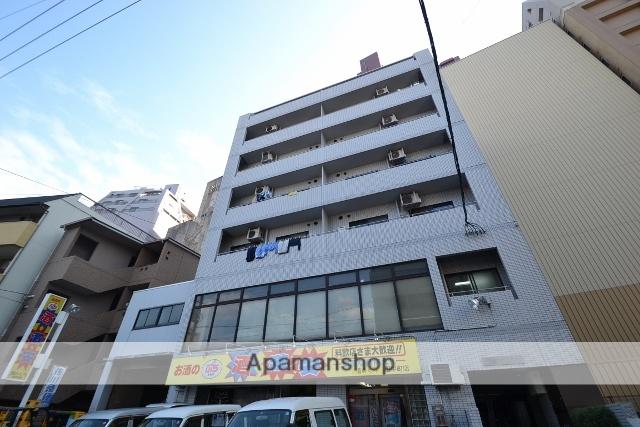 広島県広島市中区、銀山町駅徒歩9分の築27年 7階建の賃貸マンション