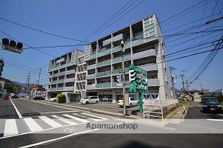 広島県広島市安佐南区、古市橋駅徒歩11分の築15年 6階建の賃貸マンション