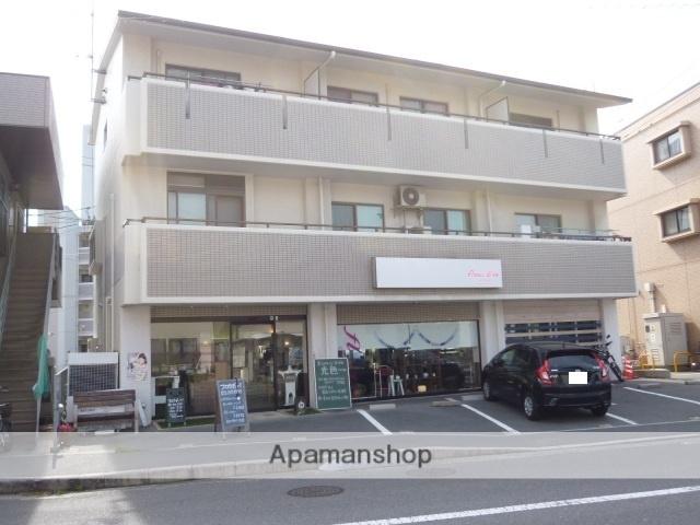 広島県広島市安佐南区、古市橋駅徒歩1分の築22年 3階建の賃貸マンション