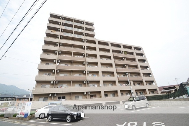 広島県廿日市市、宮内串戸駅徒歩11分の築9年 10階建の賃貸マンション