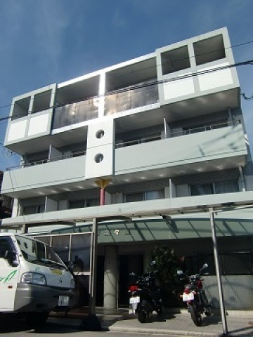 広島県広島市佐伯区、広電五日市駅徒歩19分の築27年 4階建の賃貸マンション