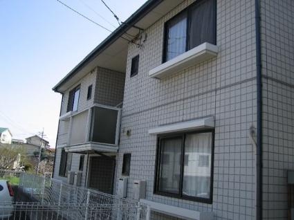 広島県廿日市市、廿日市駅徒歩13分の築23年 2階建の賃貸マンション