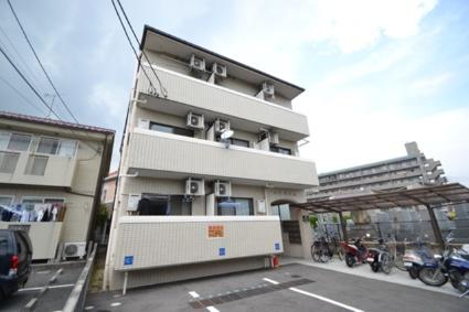 広島県廿日市市、宮内串戸駅徒歩8分の築27年 3階建の賃貸マンション