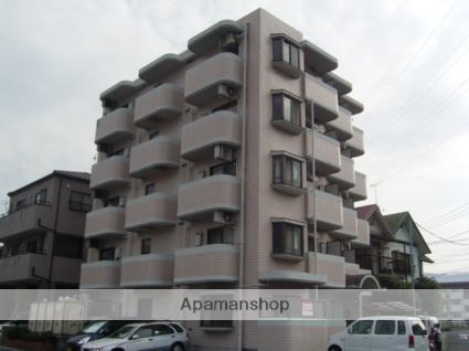 広島県広島市安佐北区、玖村駅徒歩7分の築28年 5階建の賃貸マンション