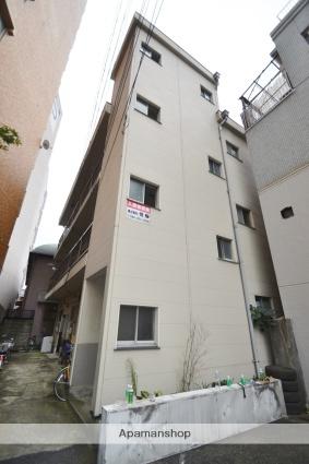 広島県広島市東区、広島駅徒歩7分の築46年 3階建の賃貸マンション