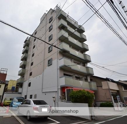広島県廿日市市、廿日市駅徒歩5分の築25年 8階建の賃貸マンション