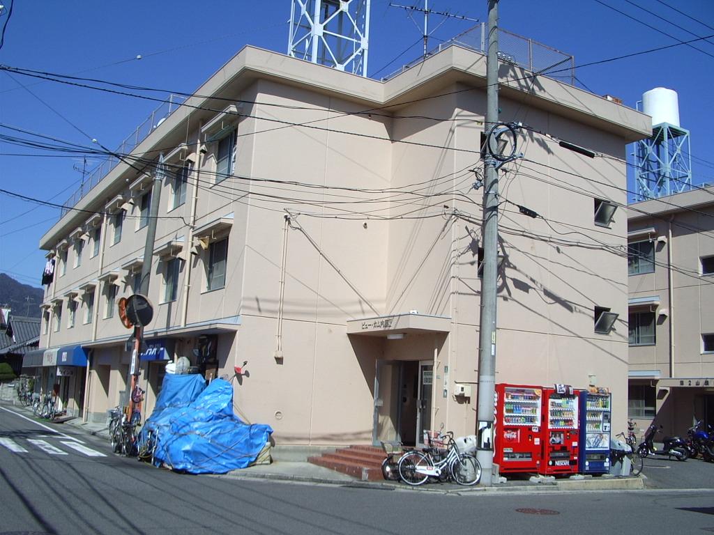 広島県広島市佐伯区、楽々園駅徒歩11分の築35年 3階建の賃貸マンション