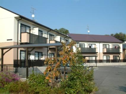 広島県廿日市市、宮島口駅徒歩10分の築19年 2階建の賃貸アパート