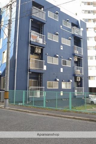 広島県広島市東区、広島駅徒歩11分の築35年 4階建の賃貸マンション