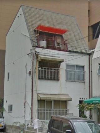 広島県広島市中区、比治山下駅徒歩12分の築29年 3階建の賃貸マンション