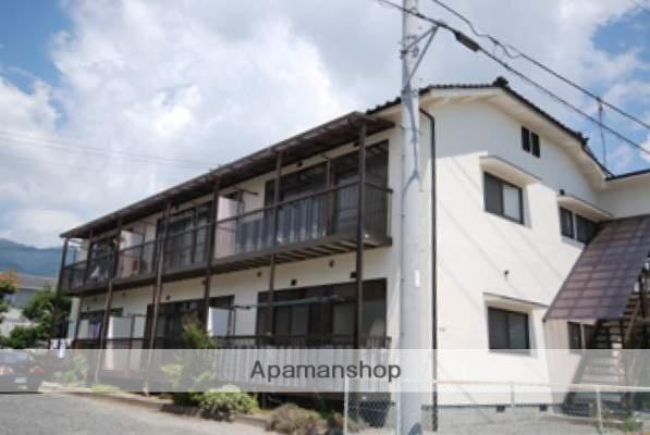 広島県広島市佐伯区、佐伯区役所前駅徒歩18分の築23年 2階建の賃貸アパート