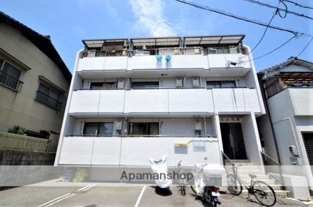 広島県広島市西区、安芸長束駅徒歩15分の築29年 3階建の賃貸マンション