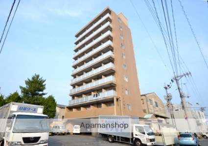 広島県廿日市市、宮内串戸駅徒歩8分の築20年 10階建の賃貸マンション