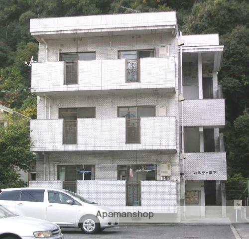 広島県広島市安佐南区、大町駅徒歩16分の築28年 3階建の賃貸マンション