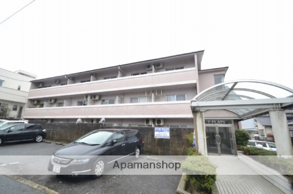 広島県広島市佐伯区、五日市駅徒歩16分の築25年 3階建の賃貸マンション