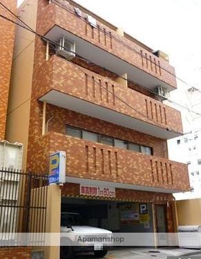 広島県広島市中区、市役所前駅徒歩5分の築24年 4階建の賃貸マンション