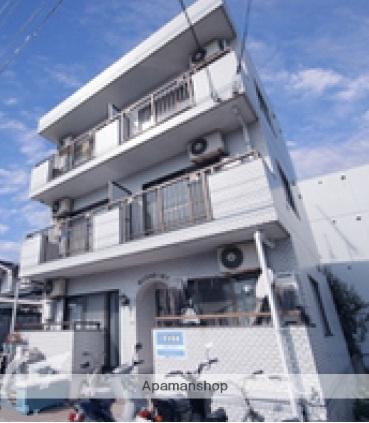 広島県広島市佐伯区の築27年 3階建の賃貸マンション