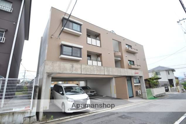 広島県広島市佐伯区、五日市駅徒歩12分の築20年 3階建の賃貸マンション