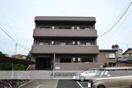 広島県広島市佐伯区、五日市駅徒歩16分の築13年 3階建の賃貸マンション