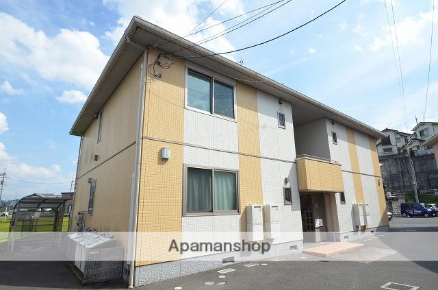 広島県広島市安佐南区、上安駅徒歩10分の築9年 2階建の賃貸アパート