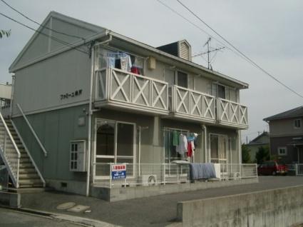 広島県廿日市市、宮内串戸駅徒歩7分の築24年 2階建の賃貸アパート