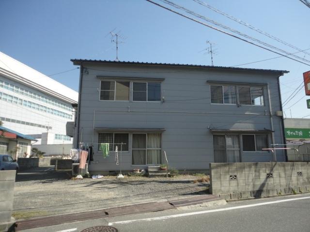 広島県広島市佐伯区、廿日市駅徒歩20分の築30年 2階建の賃貸アパート