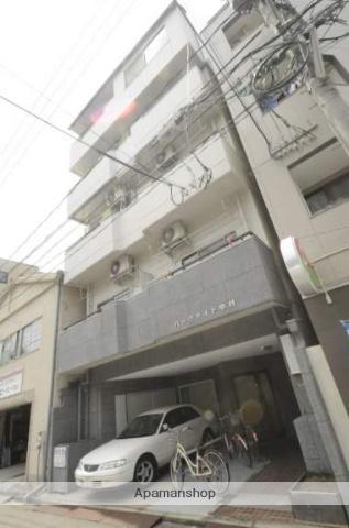 広島県広島市中区、原爆ドーム前駅徒歩5分の築34年 6階建の賃貸マンション
