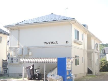 広島県広島市安佐南区、伴駅徒歩20分の築27年 2階建の賃貸アパート