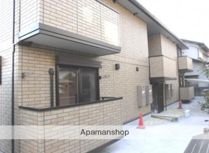 広島県広島市佐伯区、楽々園駅徒歩21分の築1年 2階建の賃貸テラスハウス