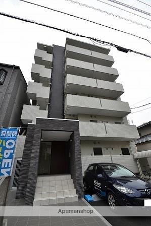 広島県広島市中区、鷹野橋駅徒歩7分の新築 6階建の賃貸マンション