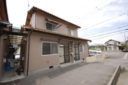 広島県広島市佐伯区、佐伯区役所前駅徒歩17分の築31年 2階建の賃貸タウンハウス