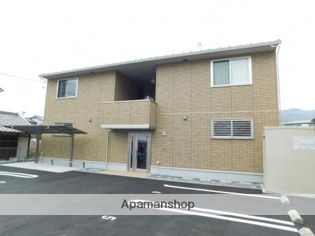 広島県広島市安佐南区、伴駅徒歩10分の新築 2階建の賃貸アパート