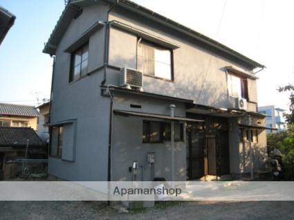 広島県広島市東区の築41年 2階建の賃貸タウンハウス
